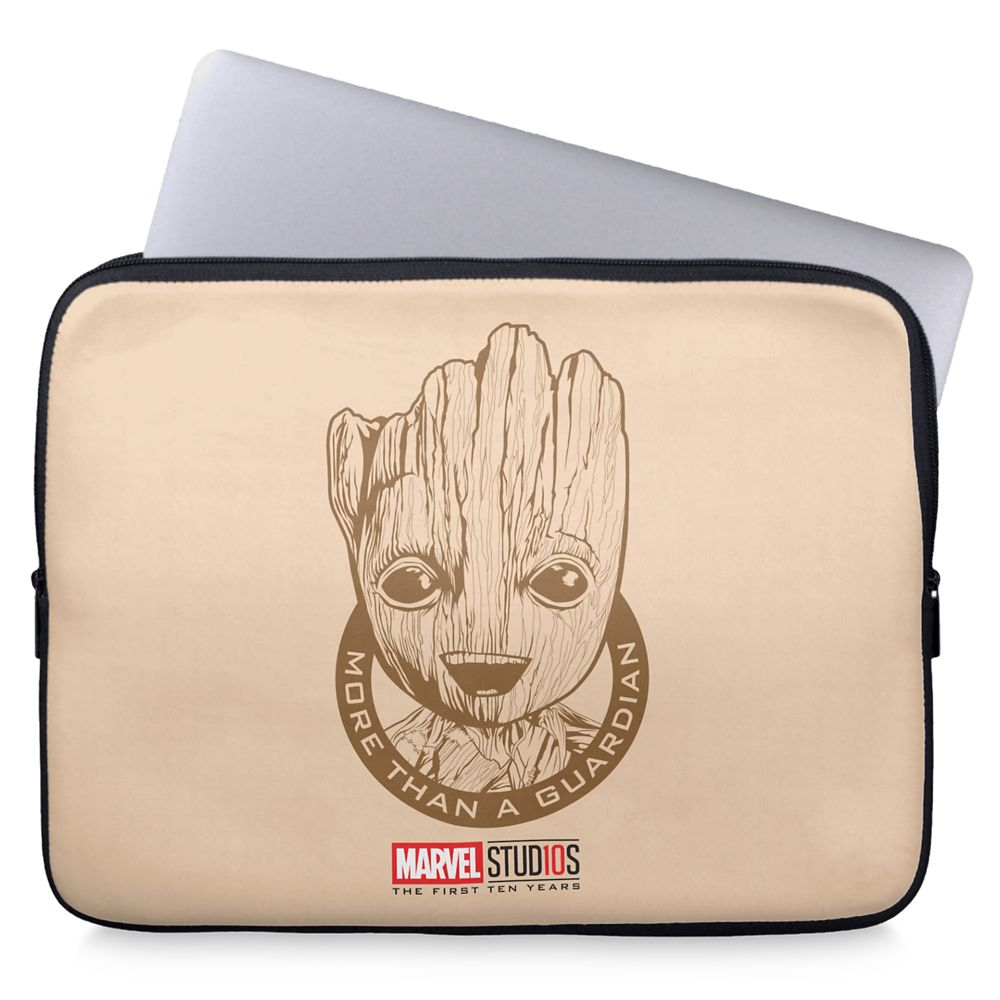 Groot ''More than a Guardian'' Computer Sleeve – Customizable