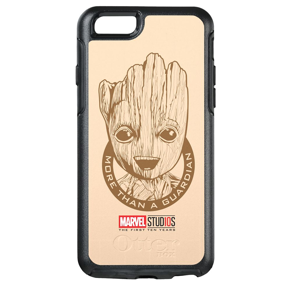 Groot ''More than a Guardian'' iPhone 8 PLUS/7 PLUS Case  Customizable Official shopDisney