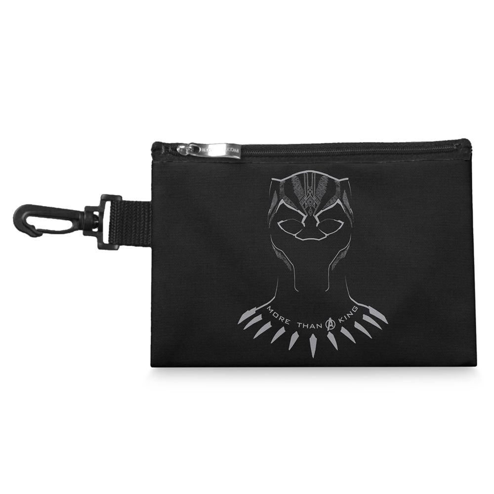 Black Panther ''More than a King'' Accessory Bag  Customizable Official shopDisney