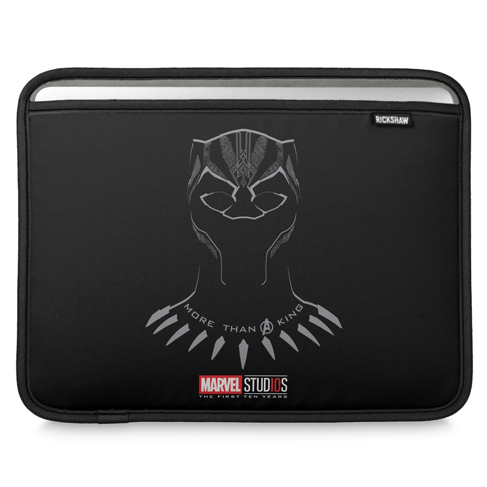 Black Panther ''More than a King'' MacBook Air Sleeve  Customizable Official shopDisney