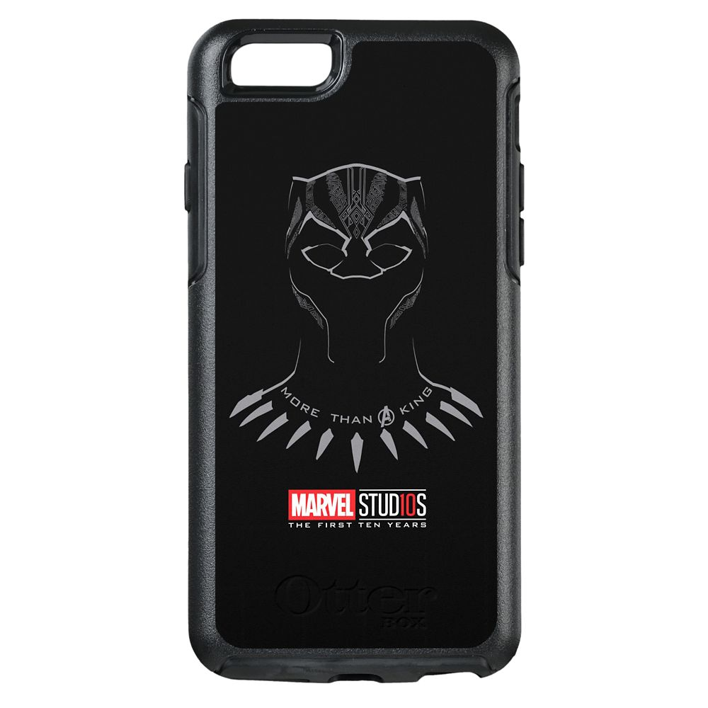 Black Panther ''More than a King'' iPhone 8 PLUS/7 PLUS Case – Customizable