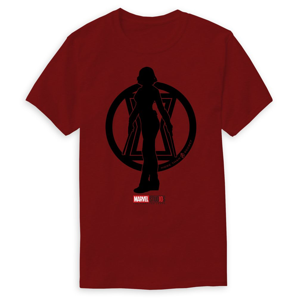 Black Widow ''More than a Secret'' T-Shirt for Boys – Customizable