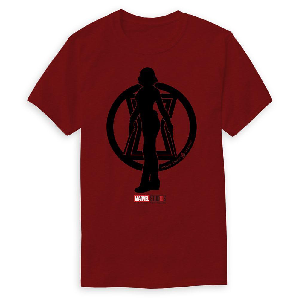 Black Widow ''More than a Secret'' T-Shirt for Girls  Customizable Official shopDisney