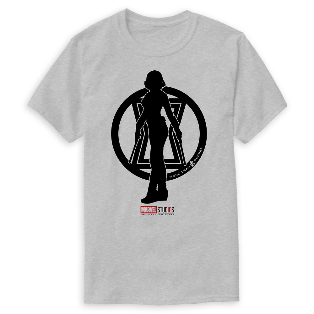 Black Widow ''More than a Secret'' T-Shirt for Women – Customizable