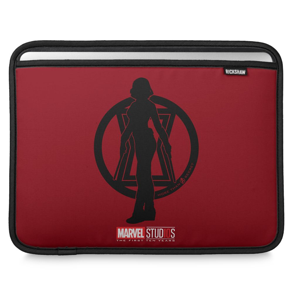 Black Widow ''More than a Secret'' MacBook Air Sleeve  Customizable Official shopDisney