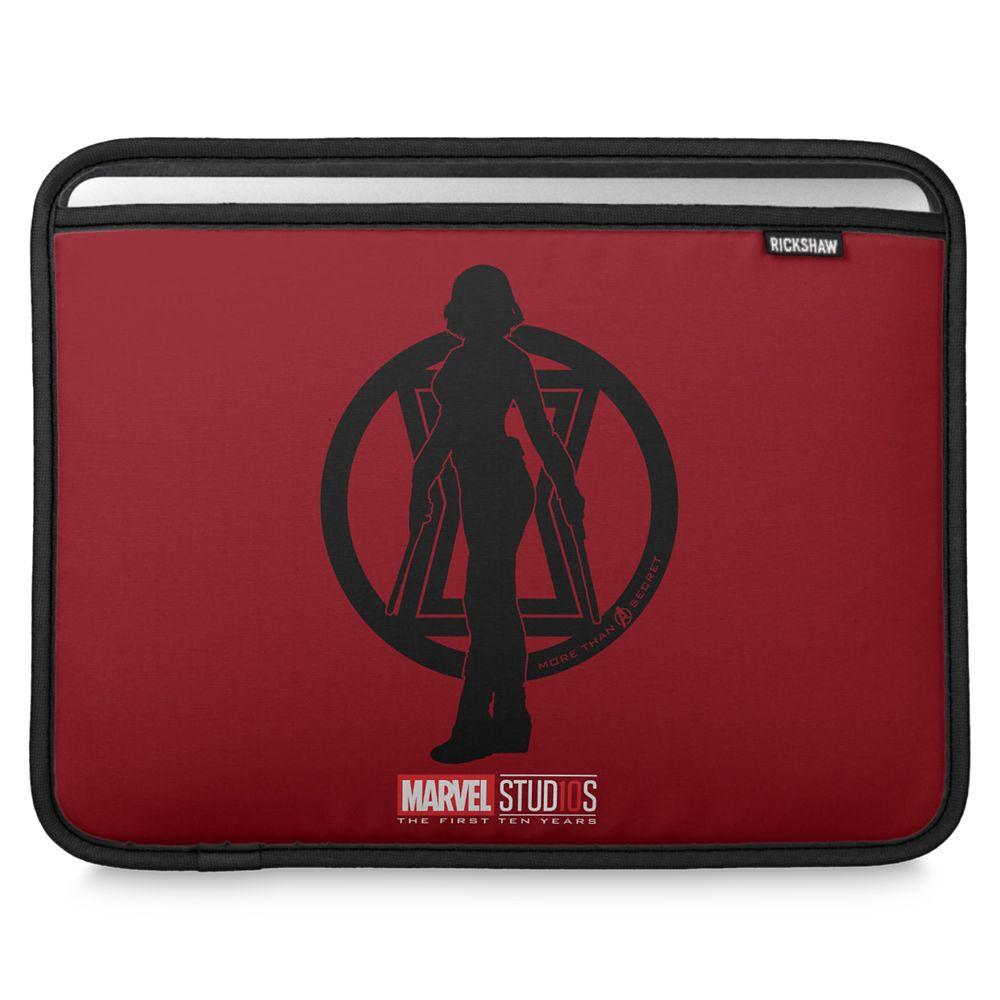 Black Widow ''More than a Secret'' MacBook Air Sleeve – Customizable