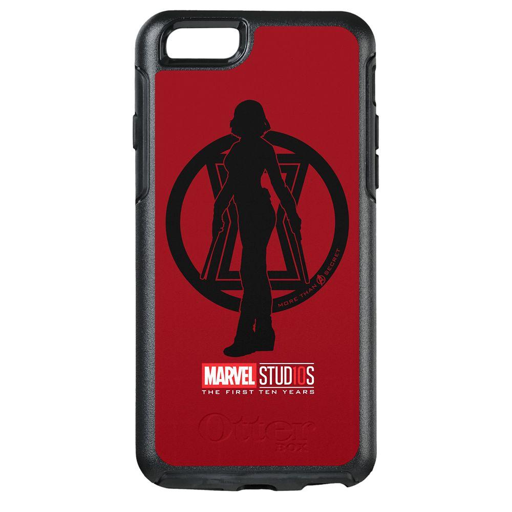 Black Widow ''More than a Secret'' iPhone 8 PLUS/7 PLUS Case – Customizable