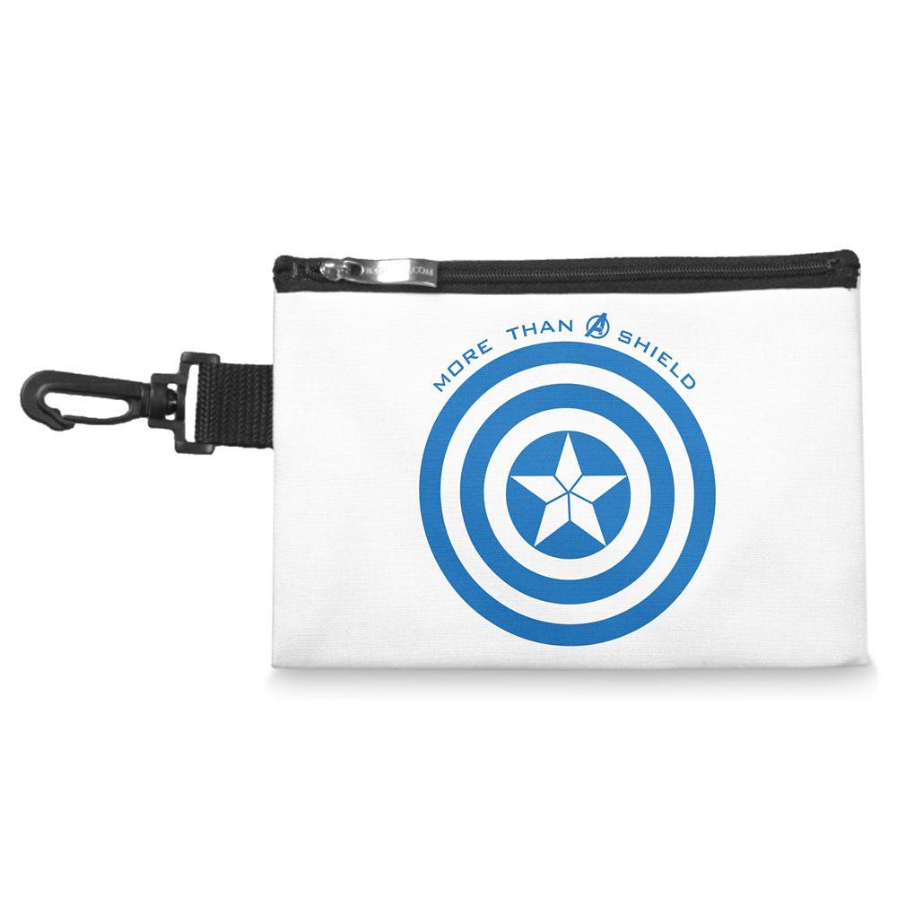 Captain America ''More than a Shield'' Accessory Bag – Customizable