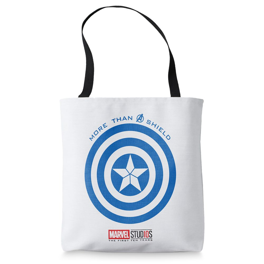 Captain America ''More than a Shield'' Tote Bag – Customizable