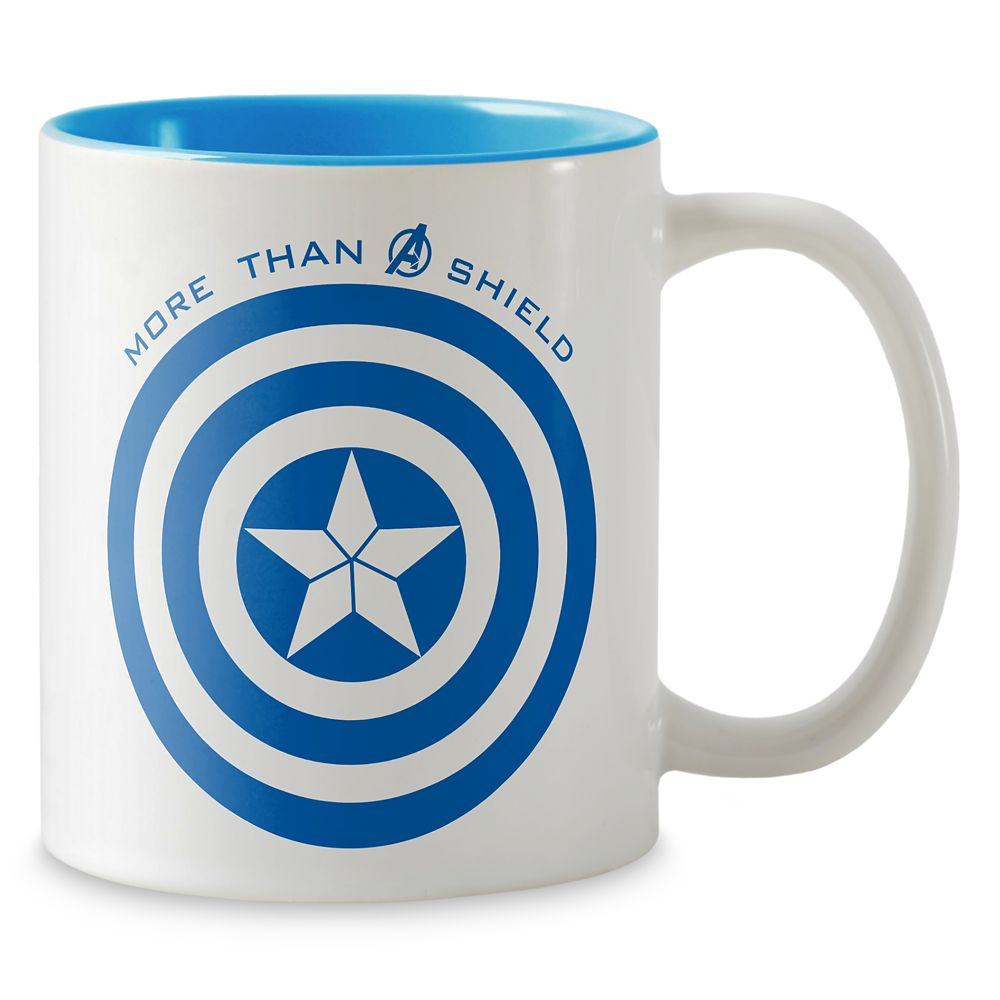 Captain America ''More than a Shield'' Mug – Customizable