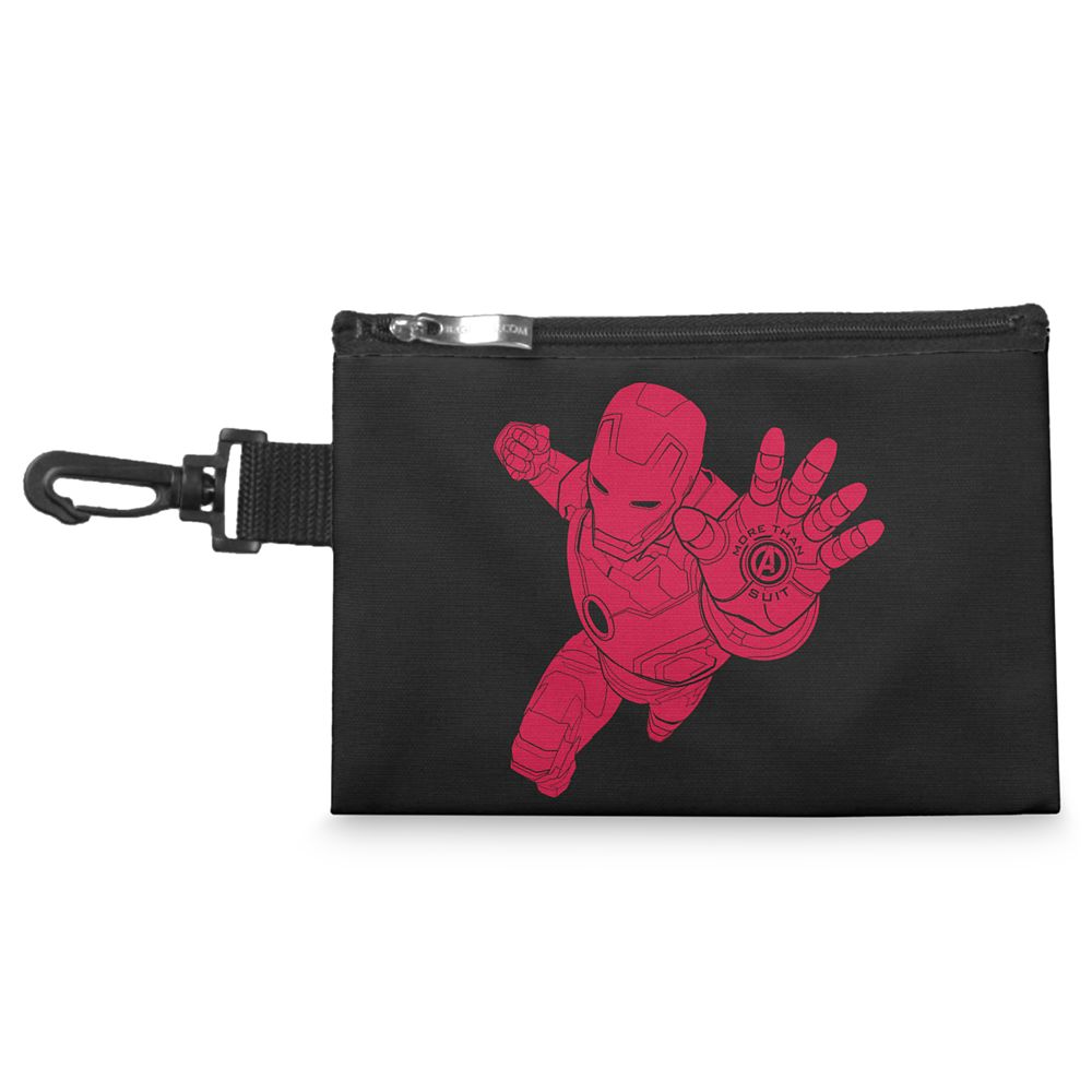 Iron Man ''More than a Suit'' Accessory Bag  Customizable Official shopDisney