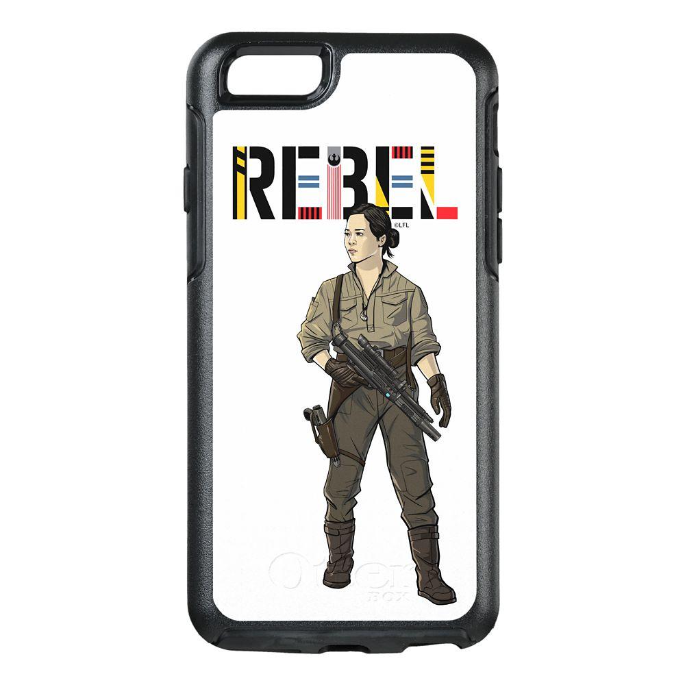 Rebel Rose Cell Phone Case – Star Wars – Customizable