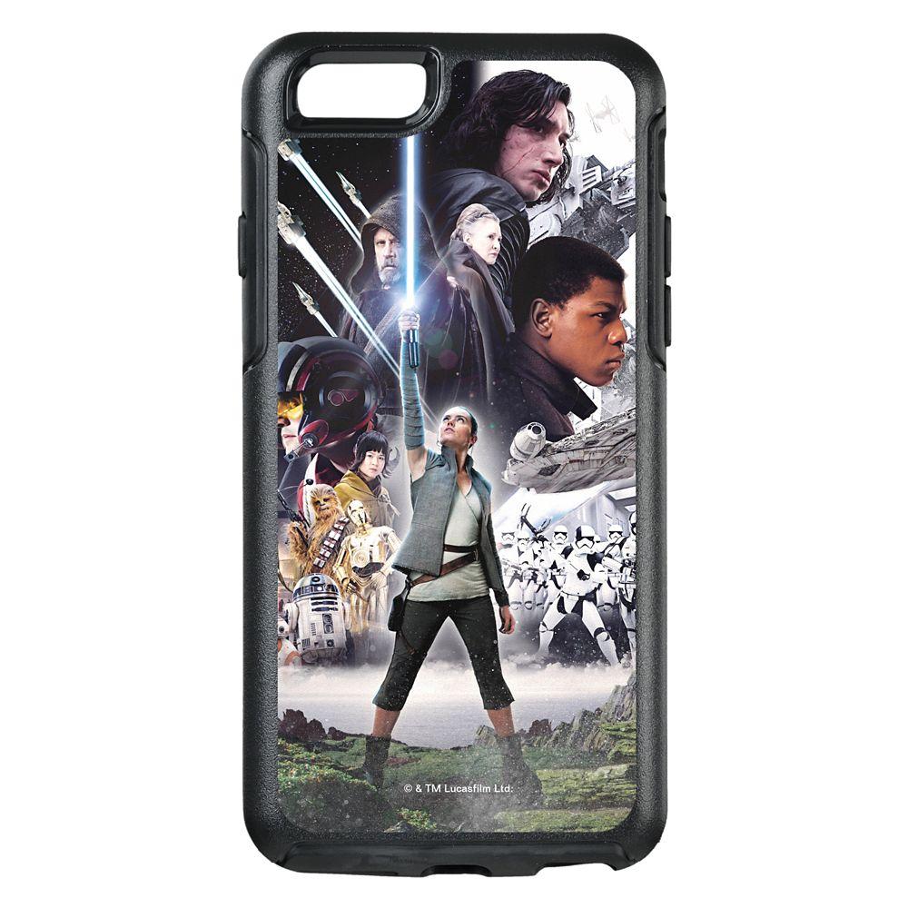 Star Wars: The Last Jedi OtterBox iPhone Case – Customizable