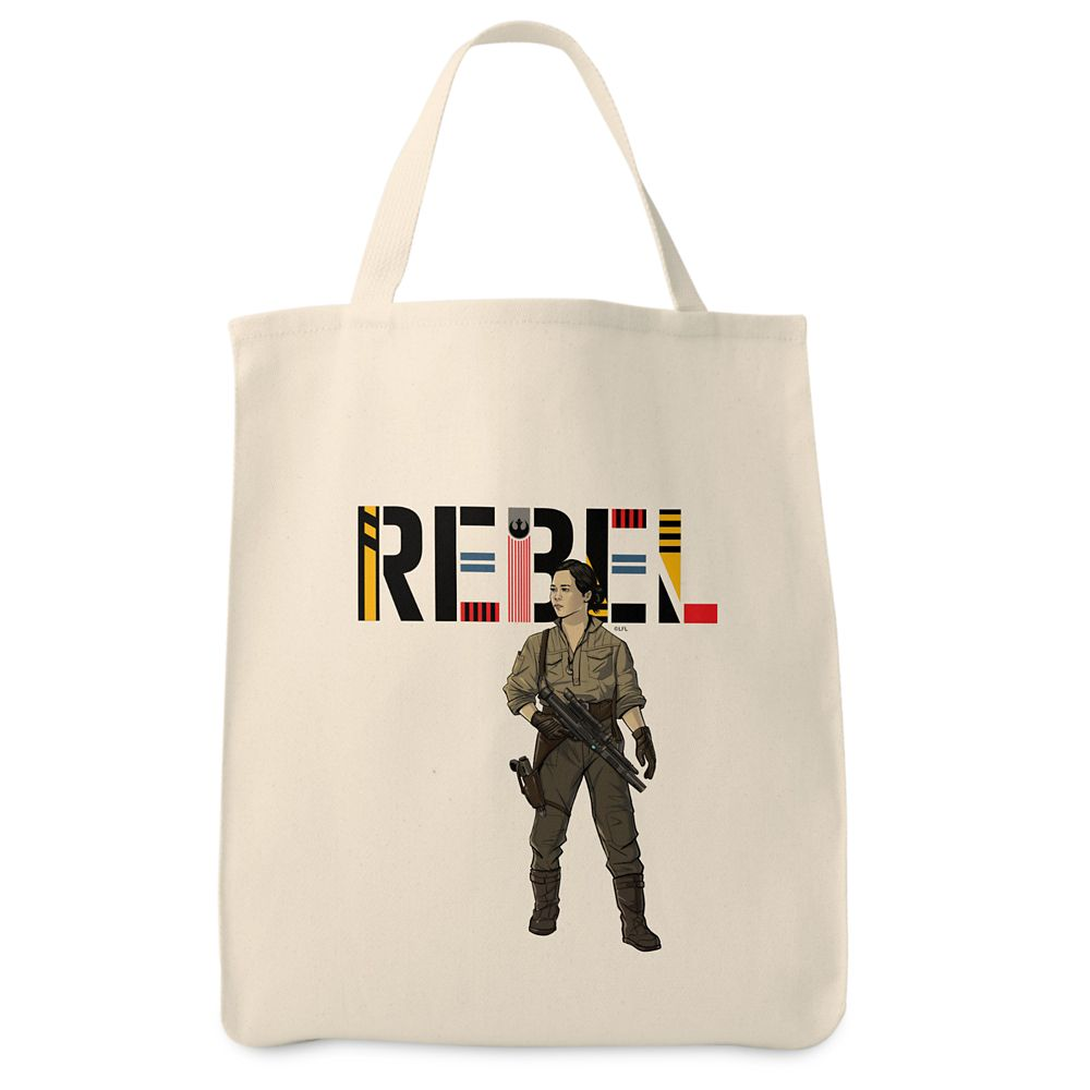Rebel Rose Tote – Star Wars – Customizable