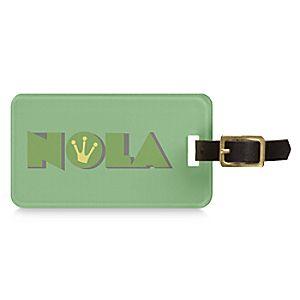 Tiana NOLA Luggage Tag - Customizable