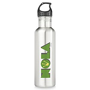 Tiana ''NOLA'' Stainless Steel Water Bottle - Customizable