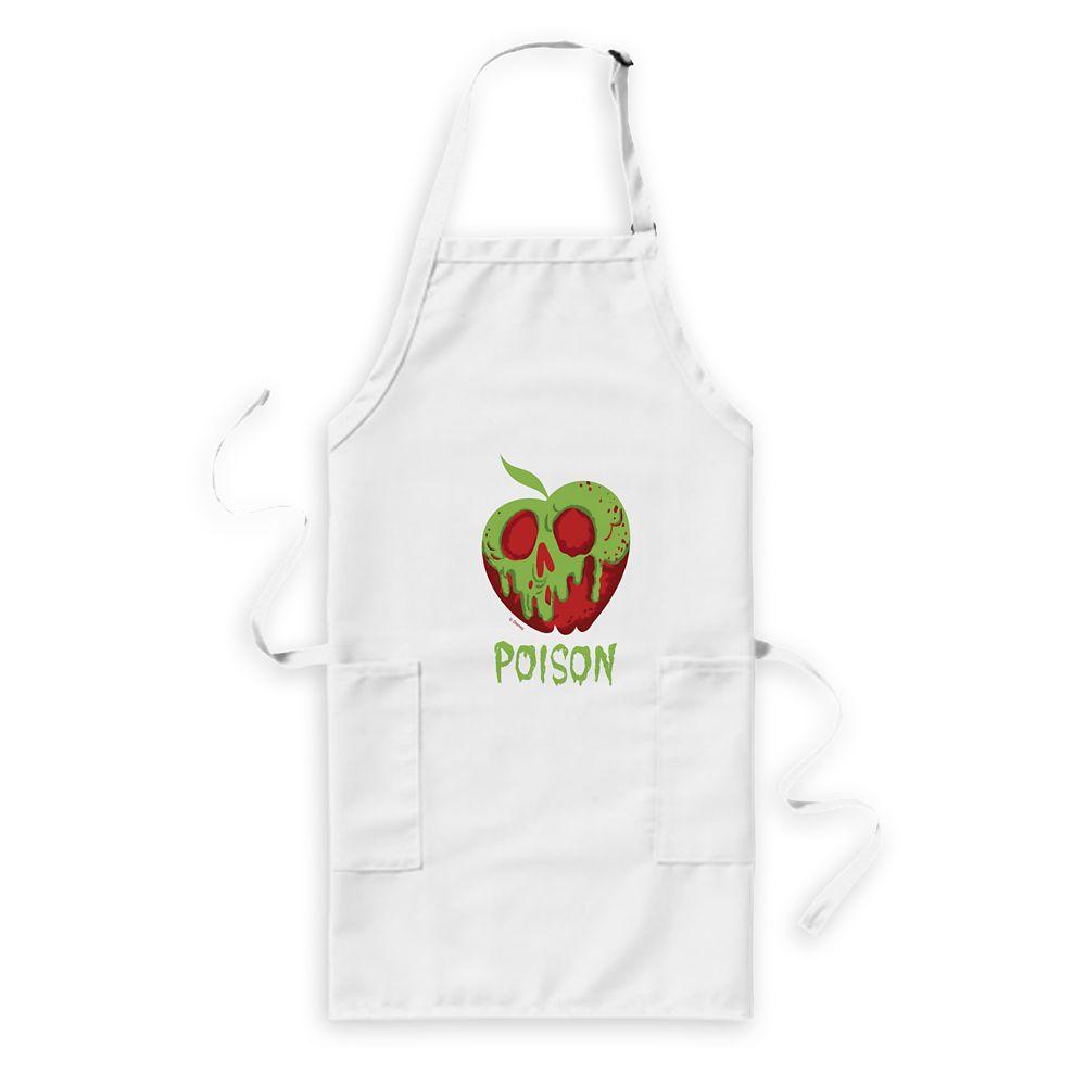 Snow White Poisoned Apple Apron – Customizable