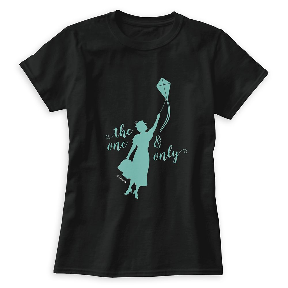 Mary Poppins Returns ''The One and Only'' T-Shirt for Women – Customizable