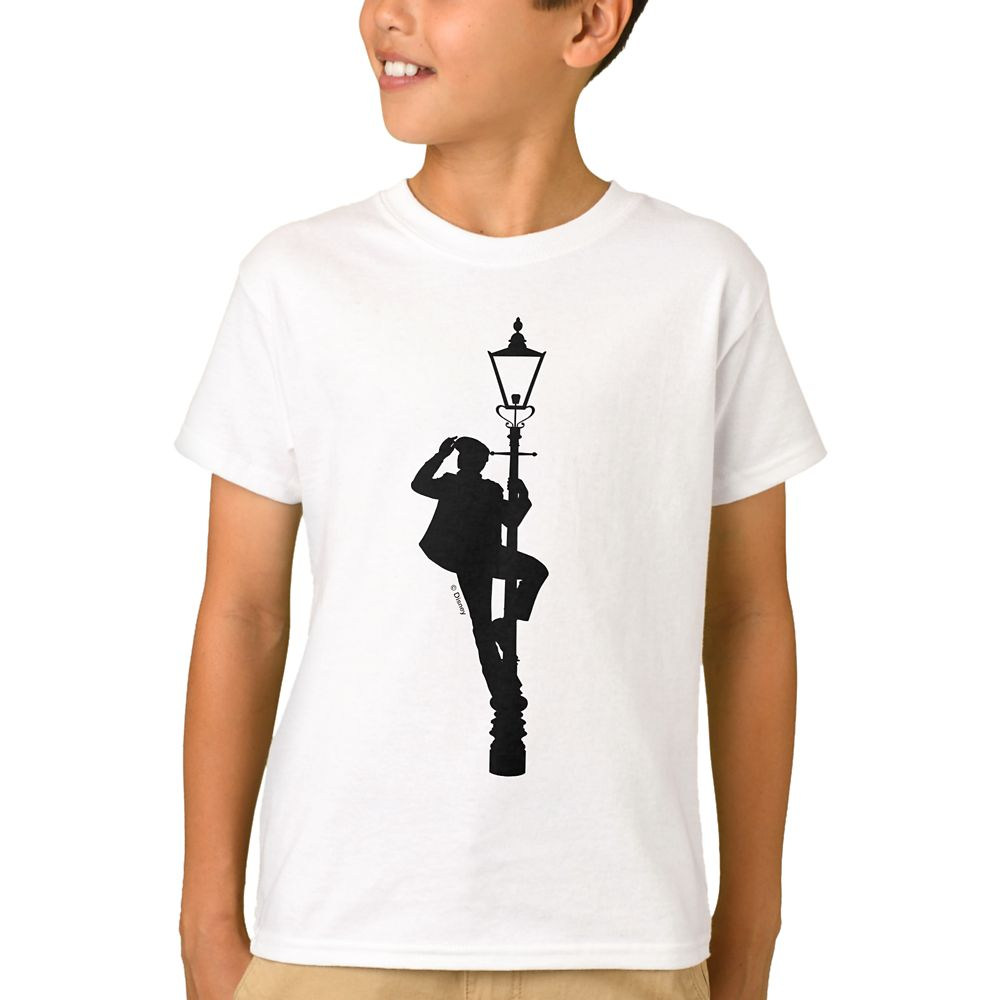 Jack the Lamplighter T-Shirt for Kids – Mary Poppins Returns – Customizable