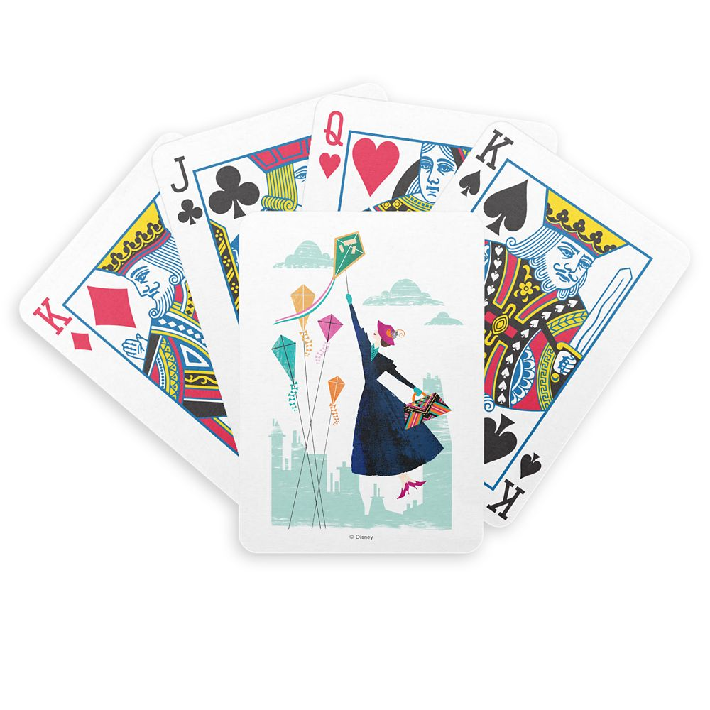 Mary Poppins Returns Playing Cards  Customizable Official shopDisney