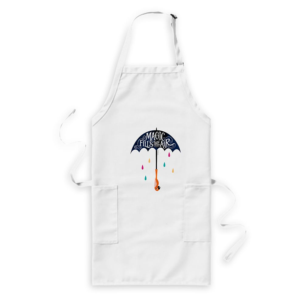 Mary Poppins Returns ''Magic Fills the Air'' Apron for Adults – Customizable