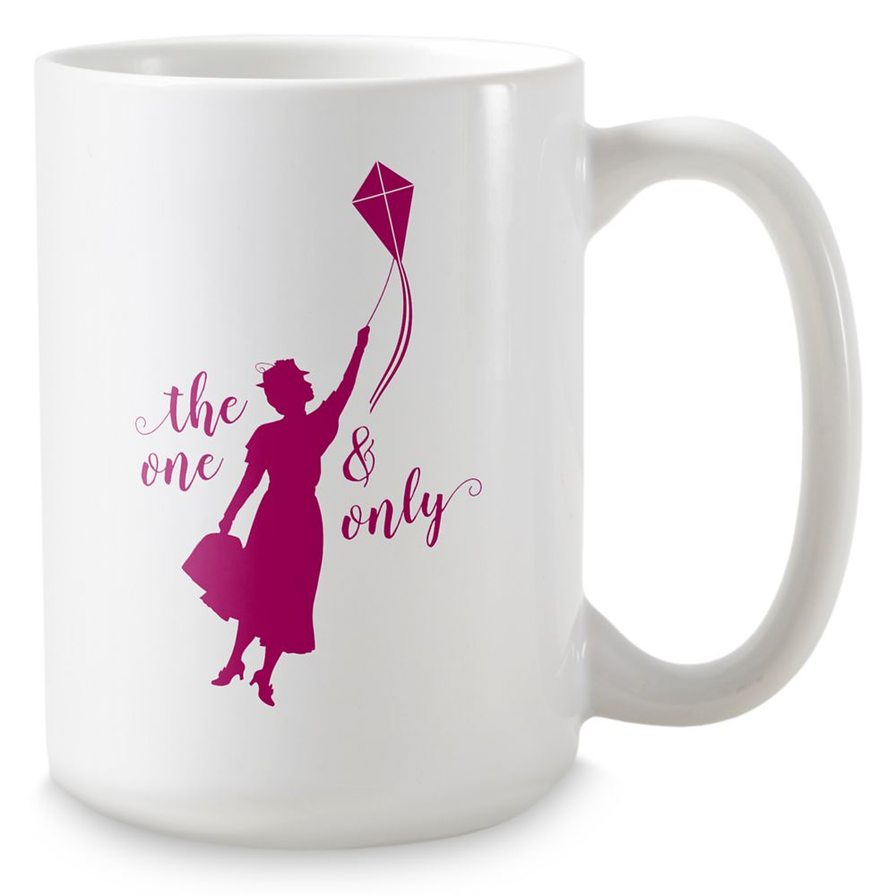 Mary Poppins Returns ''The One and Only'' Mug – Customizable