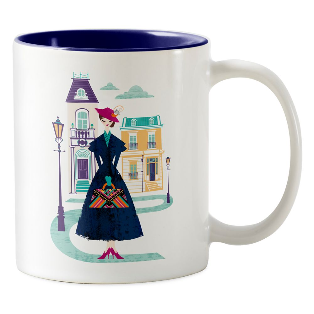 Mary Poppins Returns Mug – Customizable