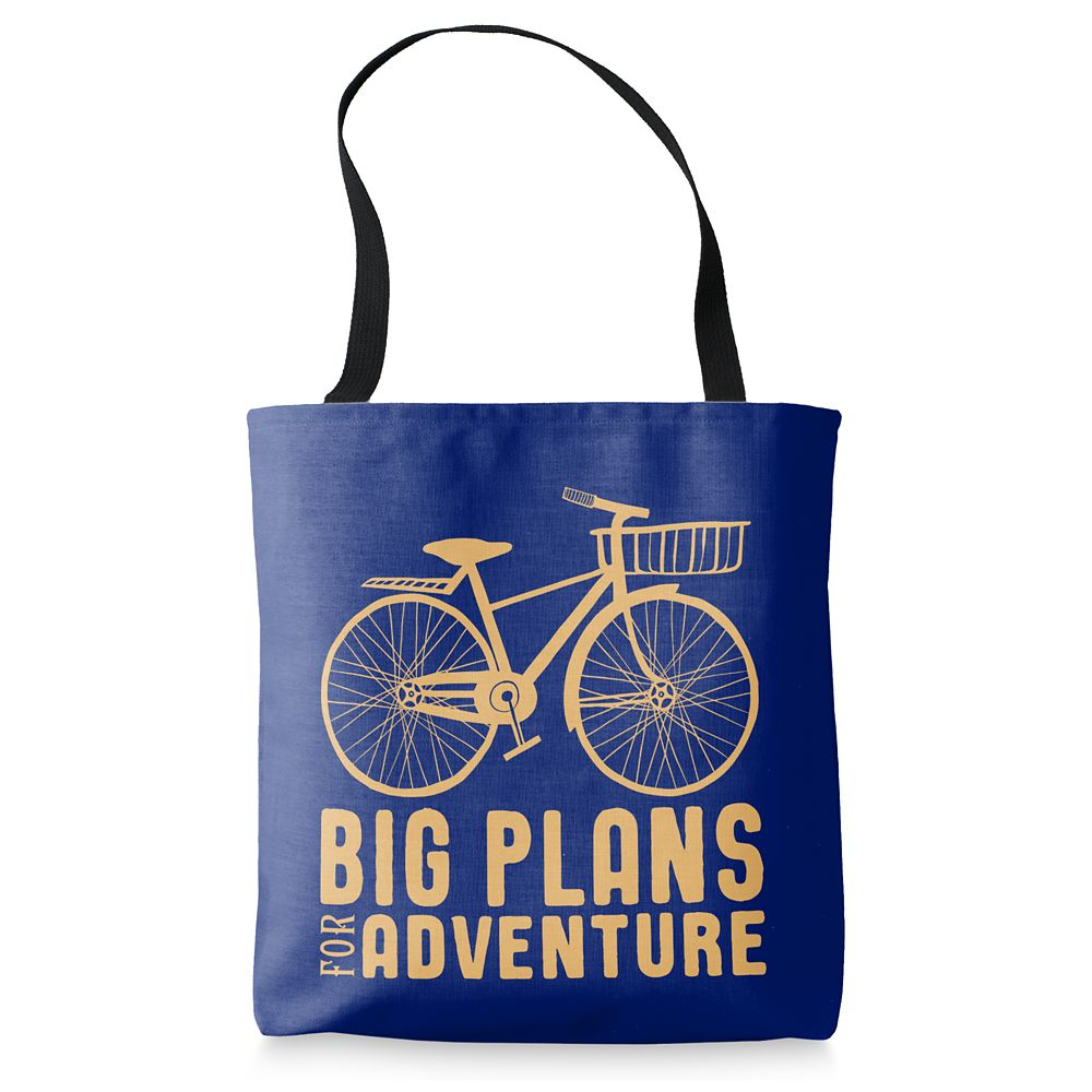"shopdisney.com - Mary Poppins Returns ""Big Plans for Adventure"" Tote Bag  Customizable Official shopDisney 19.95 USD"