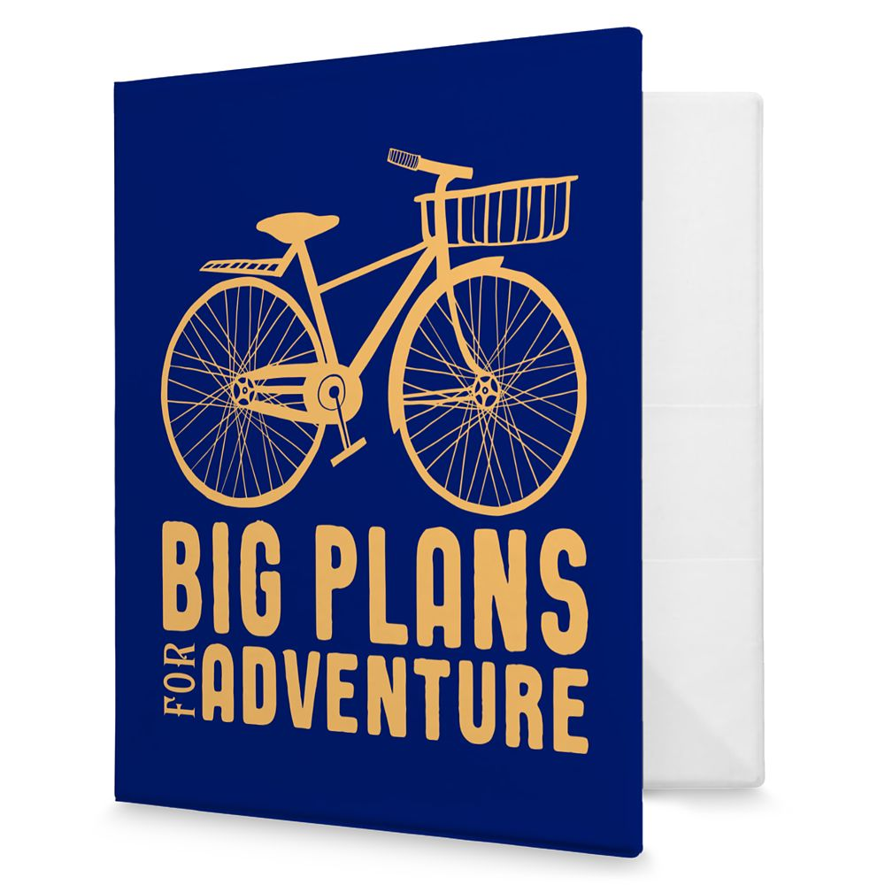 Mary Poppins Returns ''Big Plans for Adventure'' 3-Ring Binder  Customizable Official shopDisney