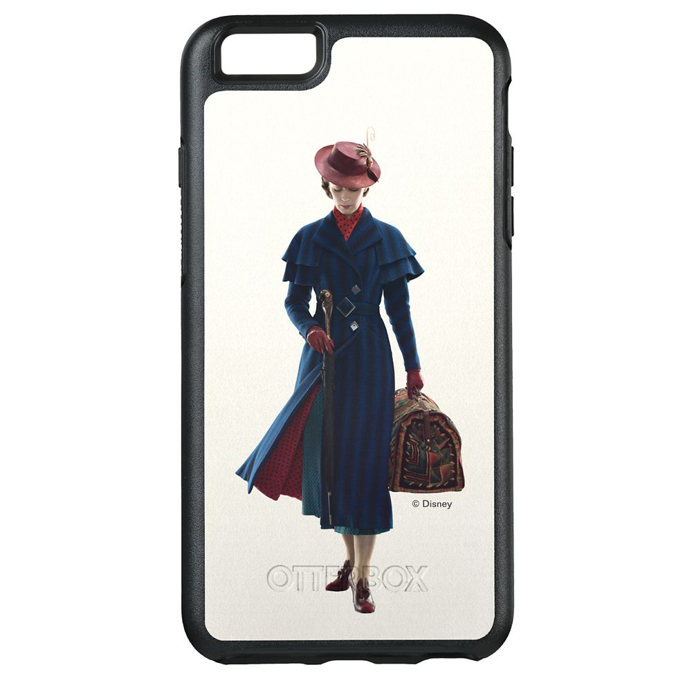Mary Poppins OtterBox Symmetry Phone Case – Mary Poppins Returns – Customizable