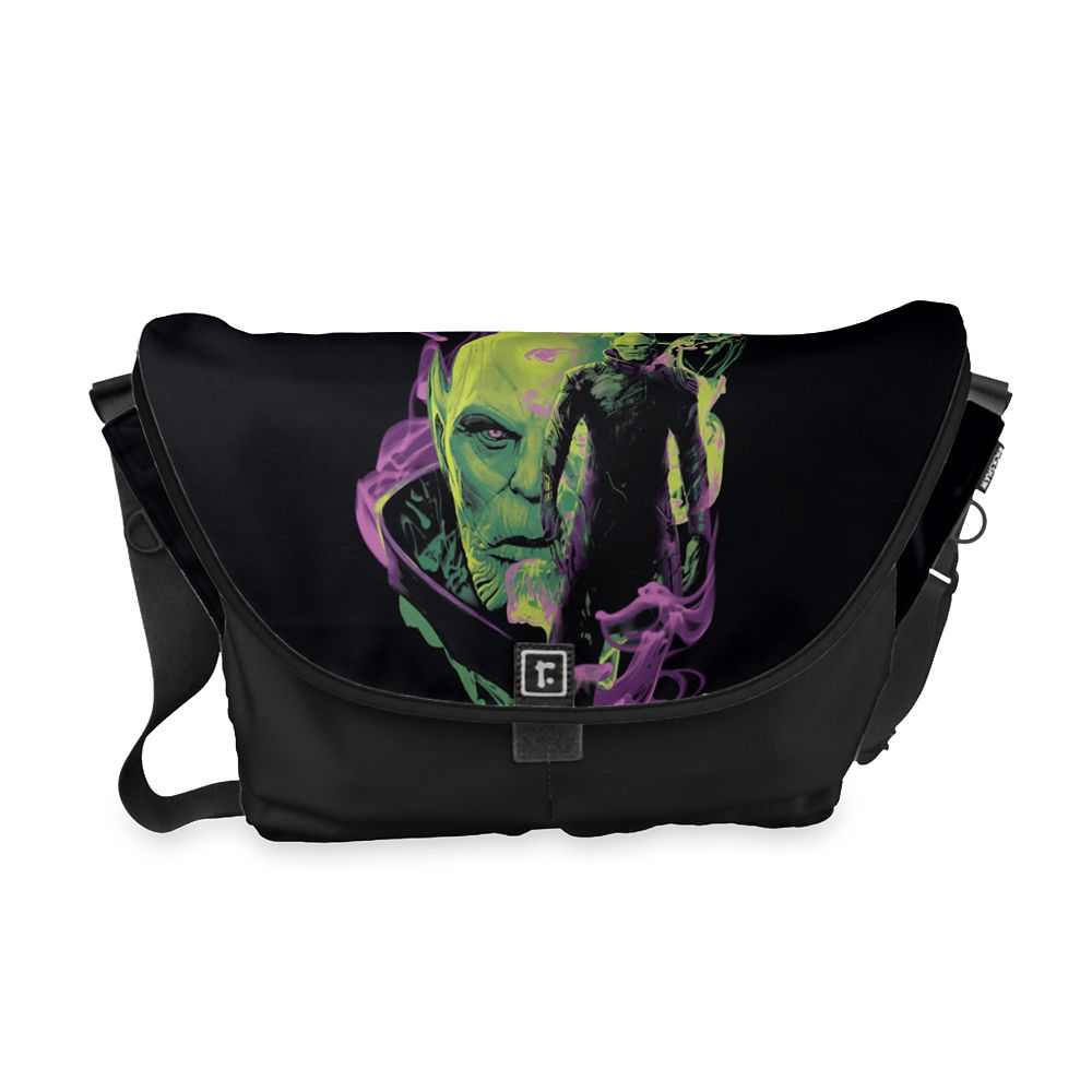 Marvel's Captain Marvel Talos Smoky Character Graphic Courier Bag – Customizable