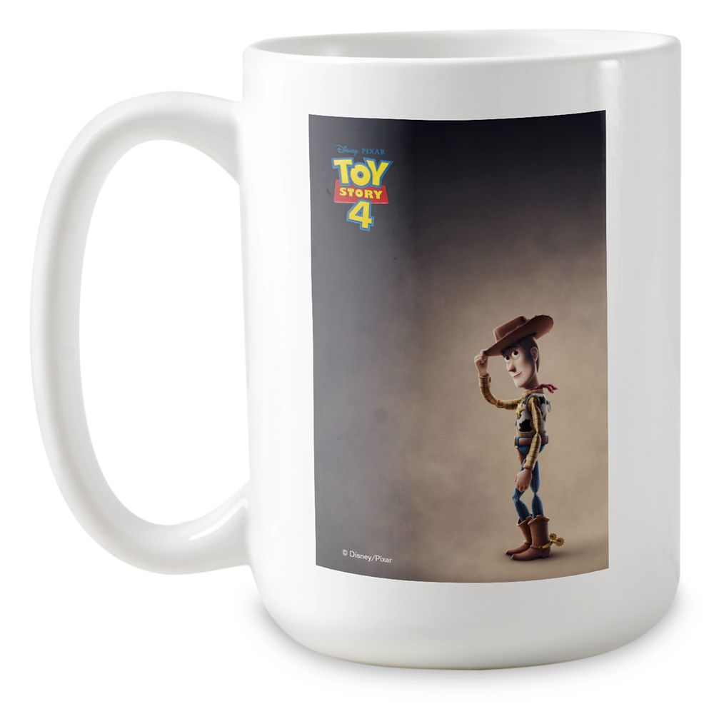 Toy Story 4 Poster Mug  Customizable Official shopDisney