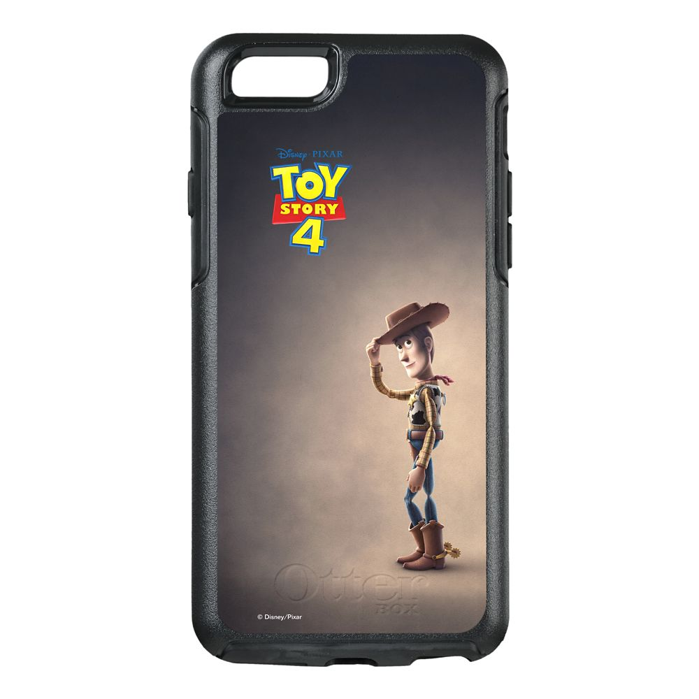 Toy Story 4 Poster Symmetry iPhone 6/6S Phone Case by OtterBox – Customizable