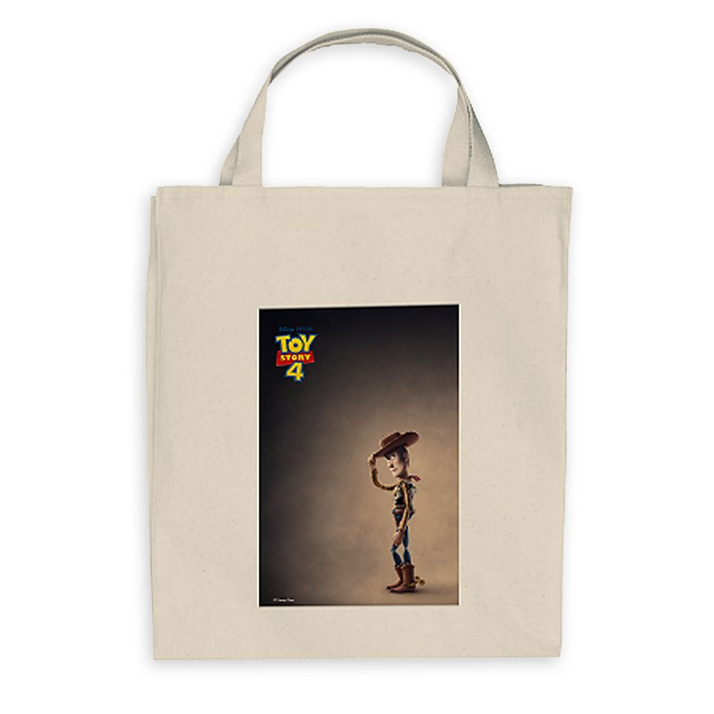 Toy Story 4 Poster Tote Bag  Customizable Official shopDisney