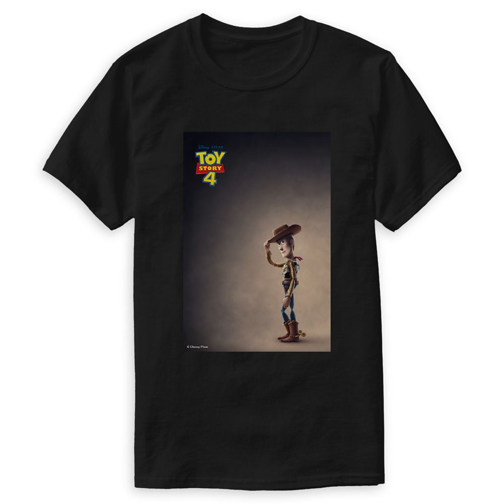 Toy Story 4 Poster T-Shirt for Men