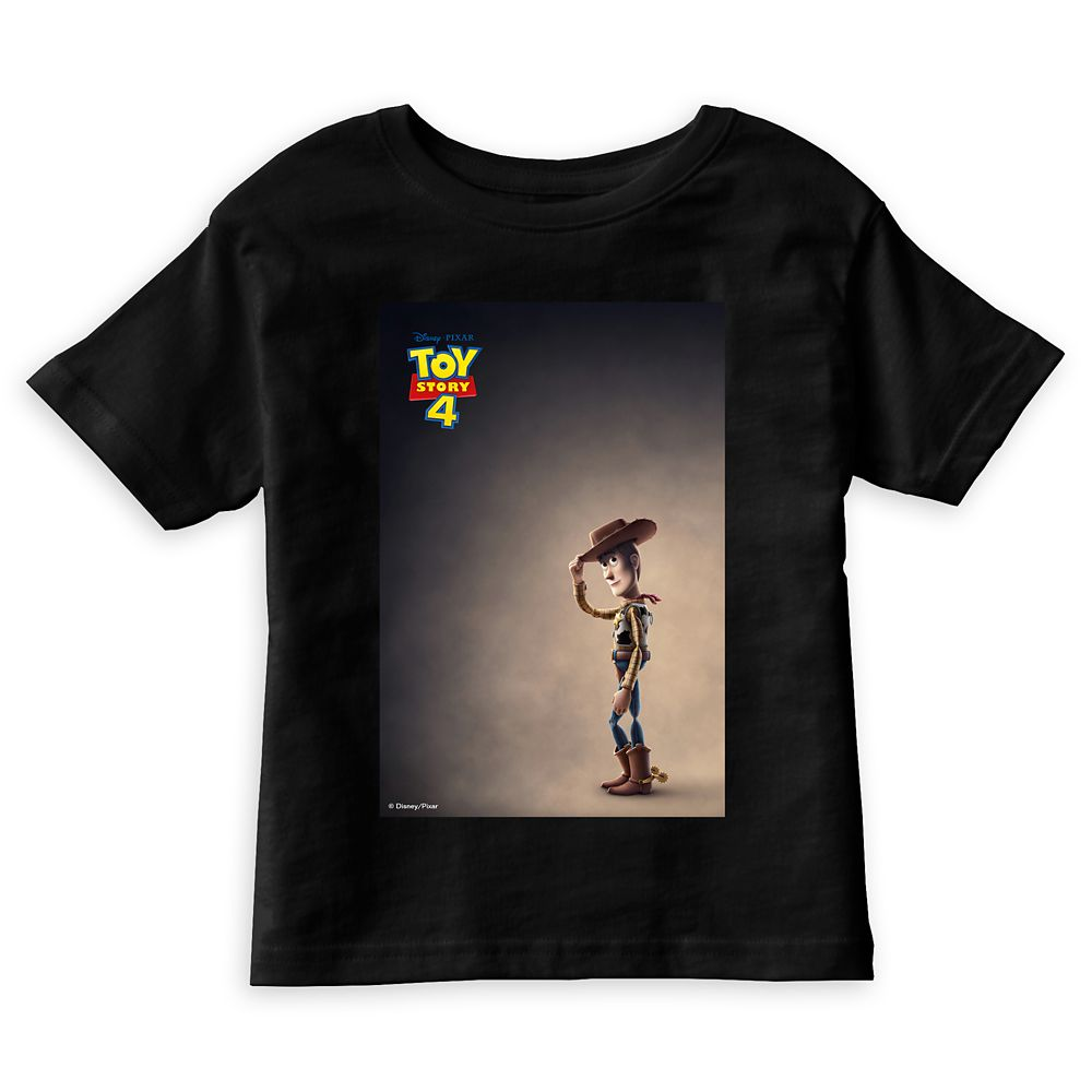 Toy Story 4 Poster T-Shirt for Girls  Customizable Official shopDisney