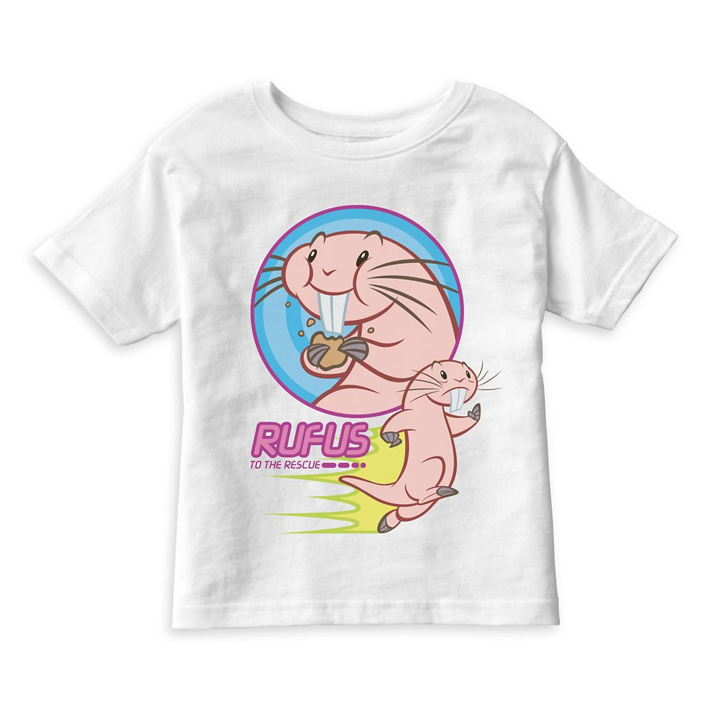 Kim Possible ''Rufus to the Rescue'' T-Shirt for Boys  Customized Official shopDisney