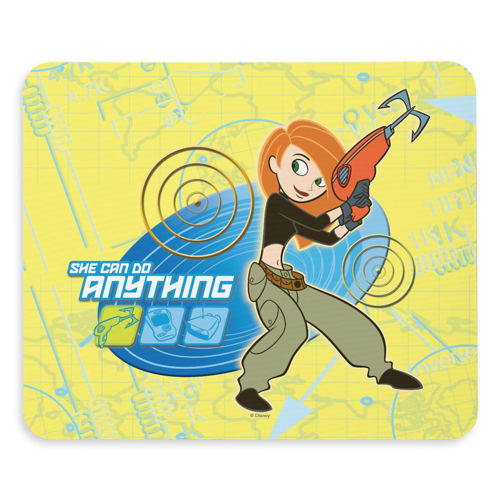 Kim Possible: Kim, Ron, & Rufus Logo MacBook Air Sleeve