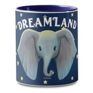 Dumbo: Cute Large Ears Painted Art Mug – Live Action Film – Customized