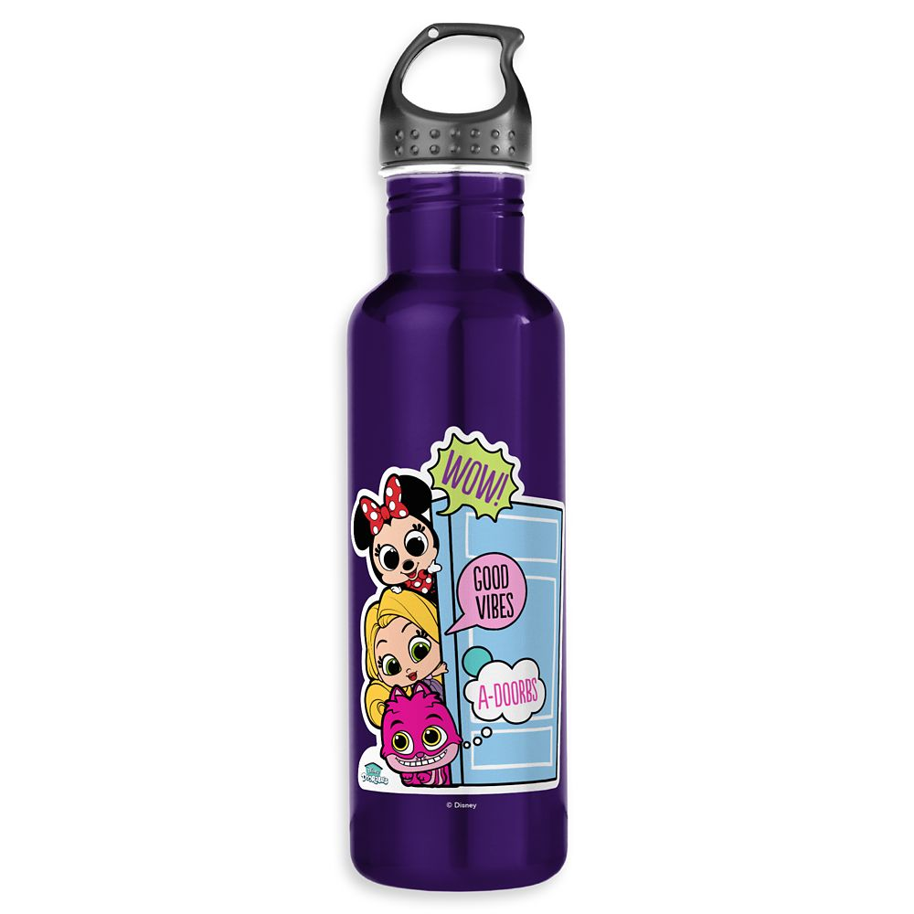 Disney Doorables Good Vibes Stainless Steel Water Bottle – Customized