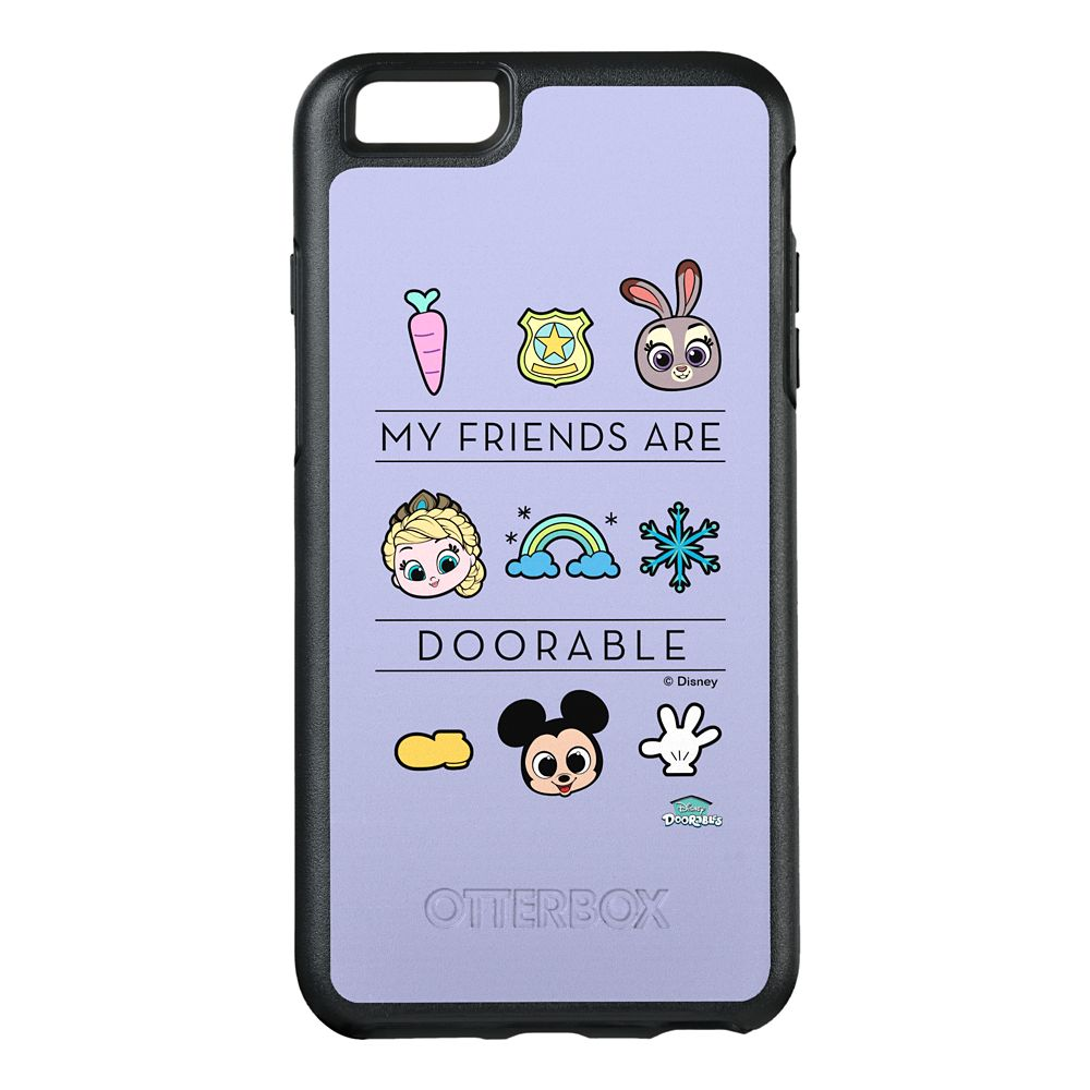 Disney Doorables My Friends are Doorable OtterBox Symmetry iPhone 6/6s Plus Case – Customized