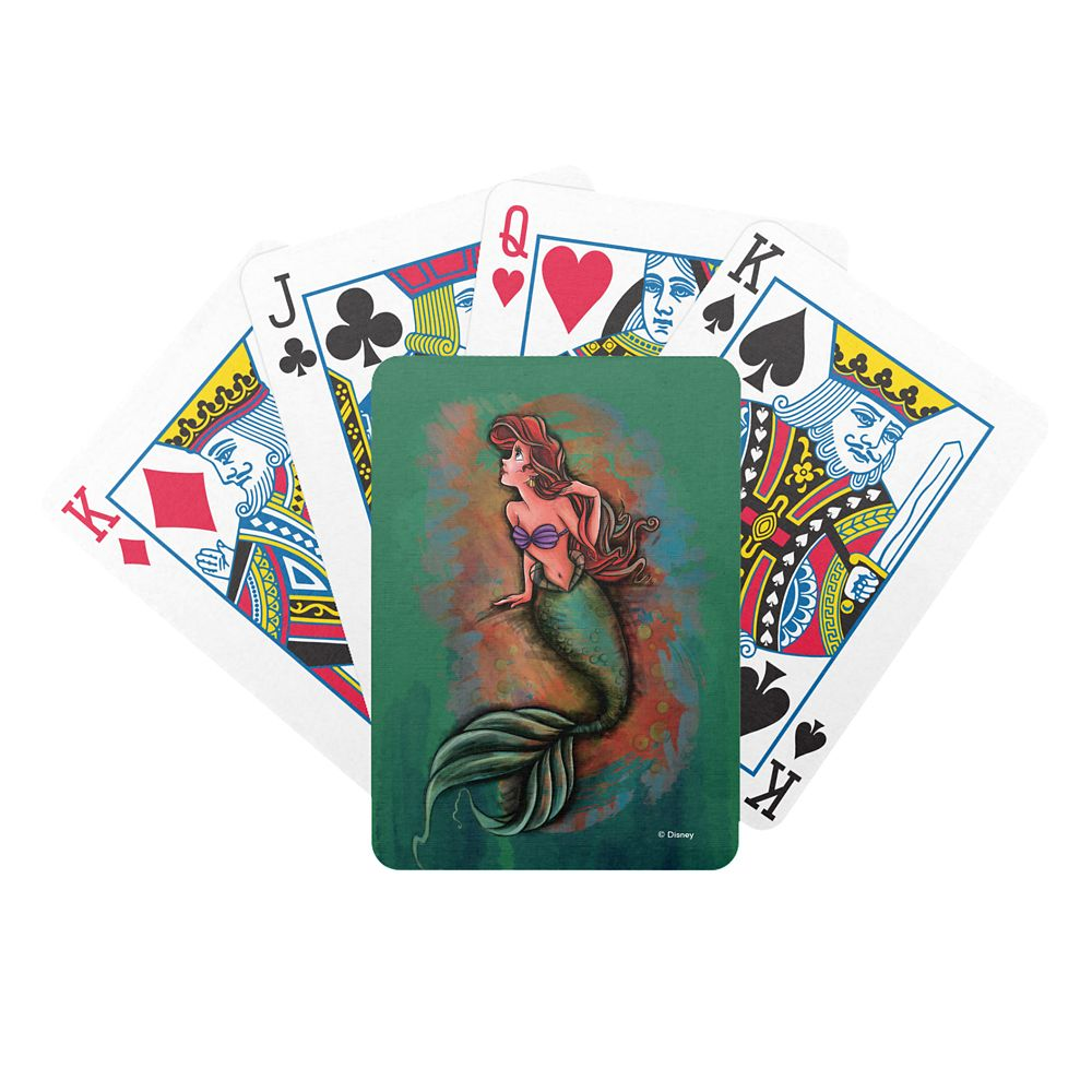 Art of Ariel: Sing Your Own Song Bicycle Playing Cards – Customized