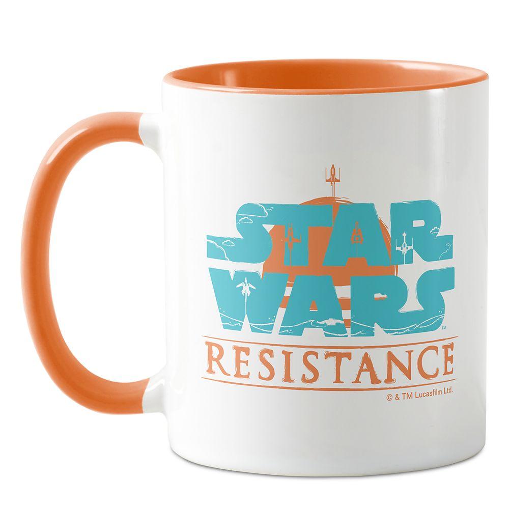 Star Wars: Resistance Logo Mug – Customized