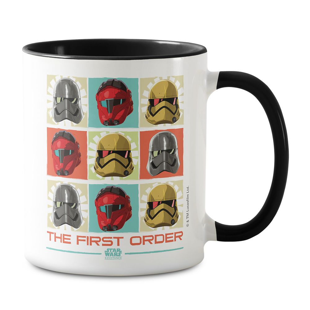 Star Wars Resistance The First Order Mug Customized Official shopDisney