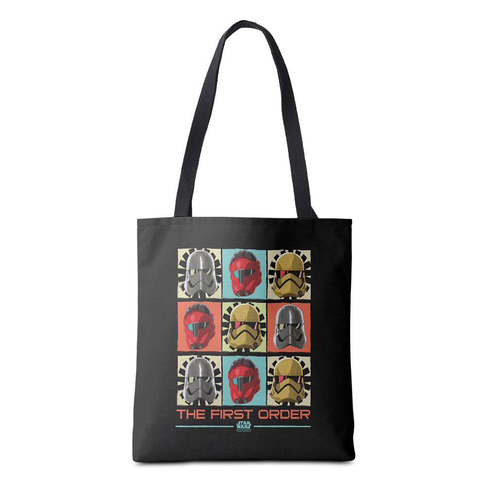 Star Wars Resistance The First Order Tote Bag – Customized