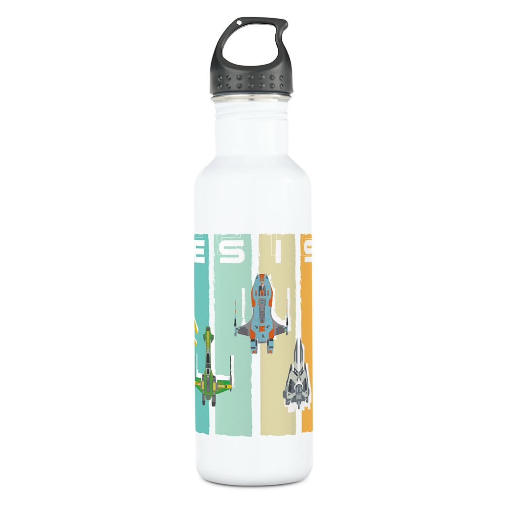 Star Wars Resistance: Vehicles Stainless Steel Water Bottle  Customizable Official shopDisney