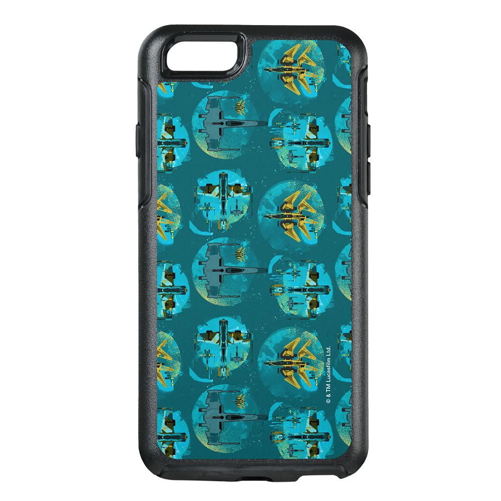 Star Wars Resistance: Vehicles OtterBox iPhone Case