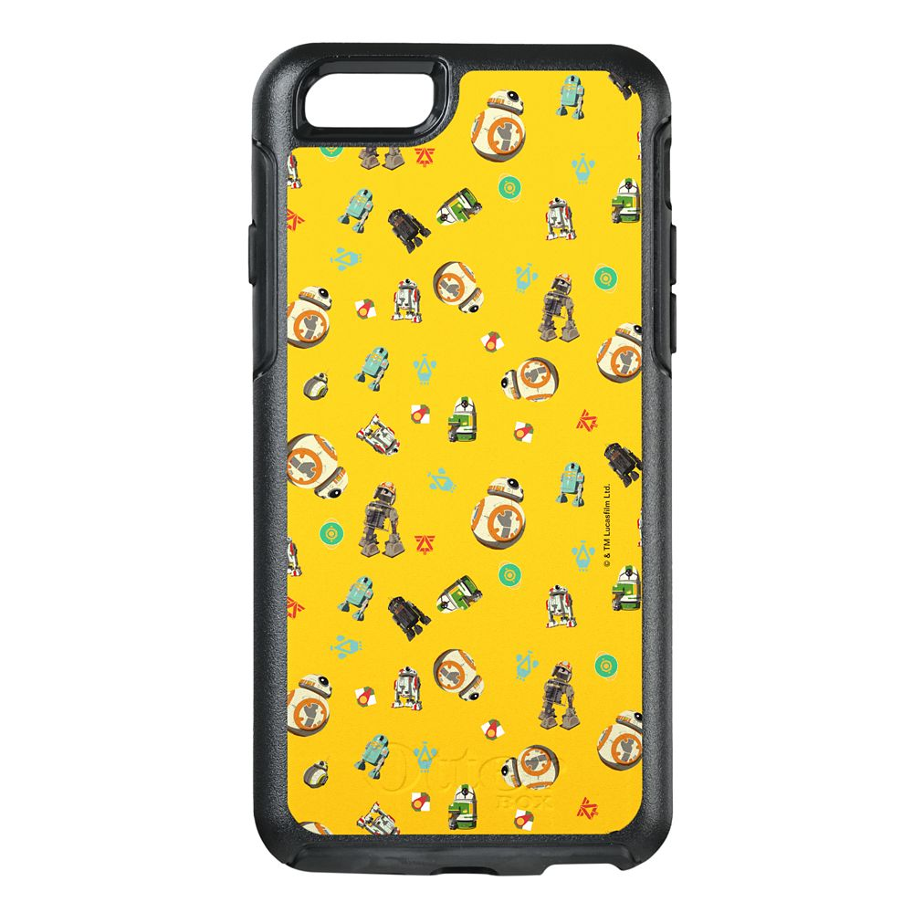 Star Wars Resistance: Droids OtterBox iPhone Case