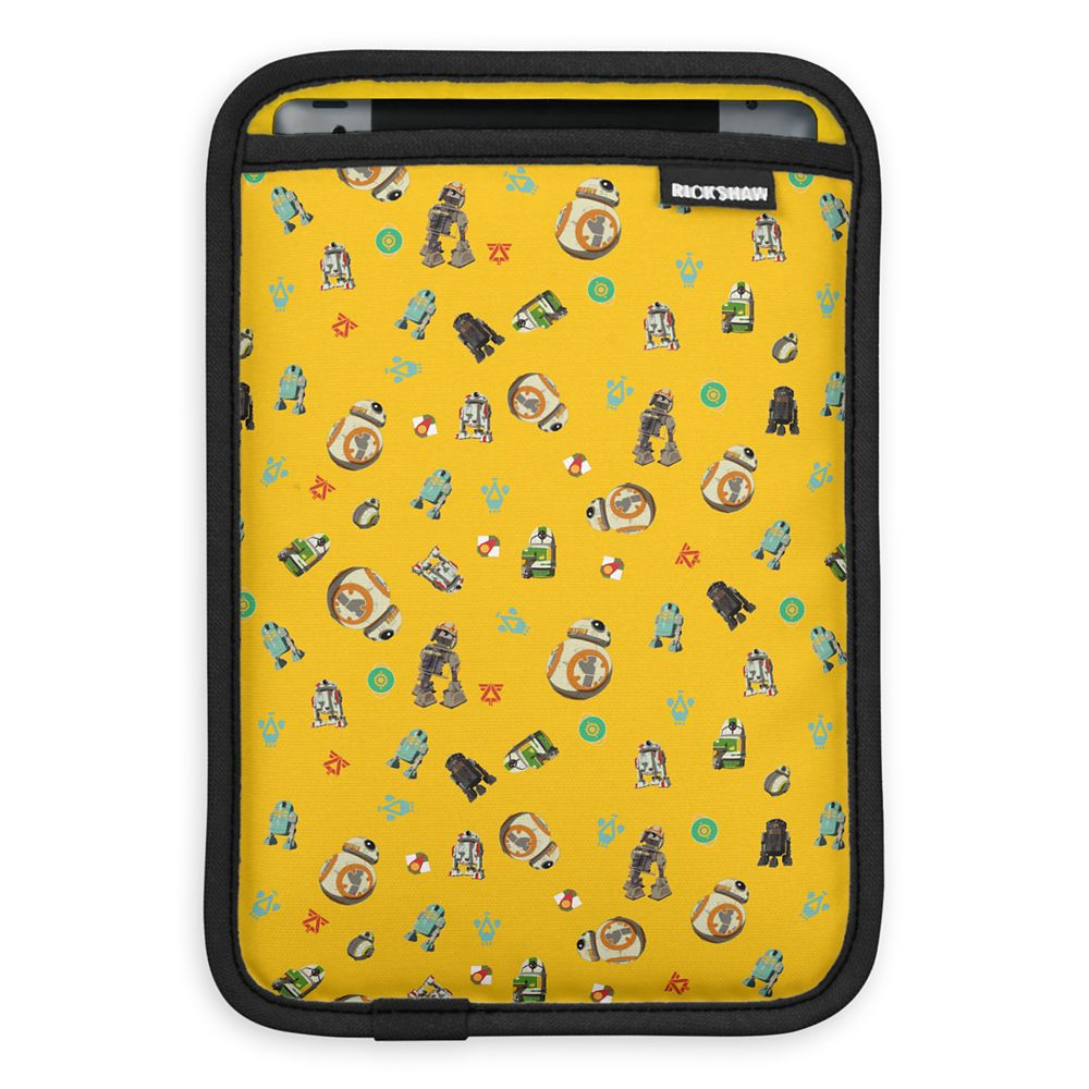 Star Wars Resistance: Droids iPad Mini Sleeve Official shopDisney