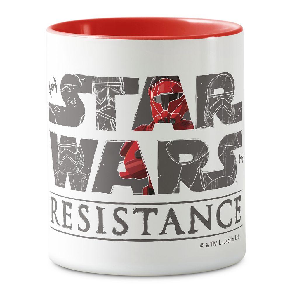 Star Wars Resistance Logo Mug – Customizable